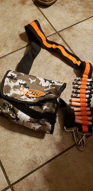 Nerf accessories for Sale in Victorville, CA