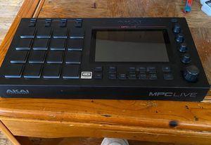Akai pro mpc live for Sale in Denver, CO