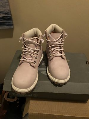 Girls Pink Timberland Boots for Sale in Cincinnati, OH