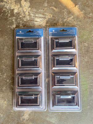 BRAINERD DOOR HANDLES SET OF 8 for Sale in Arcadia, CA