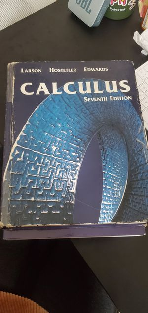 Calculus Textbook for Sale in Elk Grove, CA