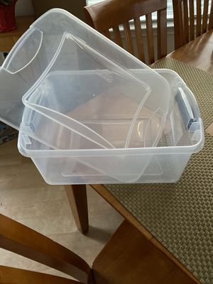 Storage bins for Sale in Lorton, VA