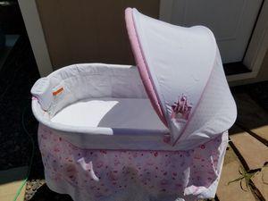 Princess bassinet for Sale in Delta, CO