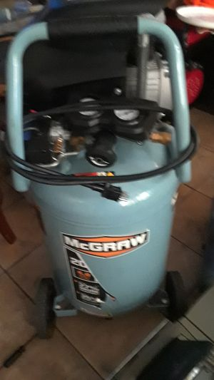New compressor used twice still has warranty on it serious callers only for Sale in HALNDLE BCH, FL