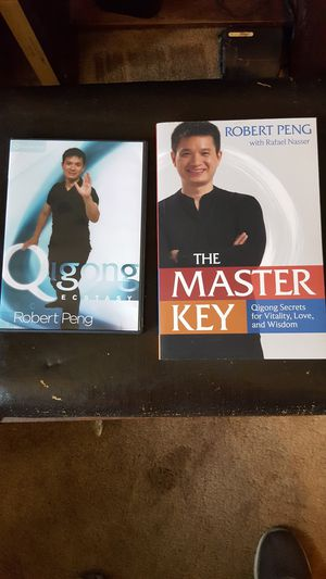 Qigong book and CD for Sale in Durham, NC