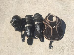 Used catchers gear for Sale in Temple, TX