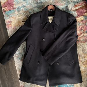 Men's Burberry Peacoat (Sz. XL) for Sale in Snohomish, WA