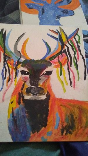 Colorful deer. for Sale in West Monroe, LA
