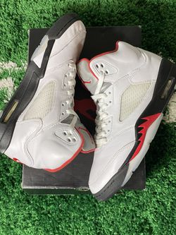 "Air Jordan Retro 5 ""Fire Red"" for Sale in Salem,  OR"