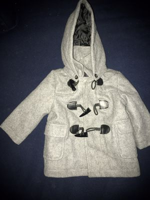 9month Gray Coat for Sale in Los Angeles, CA