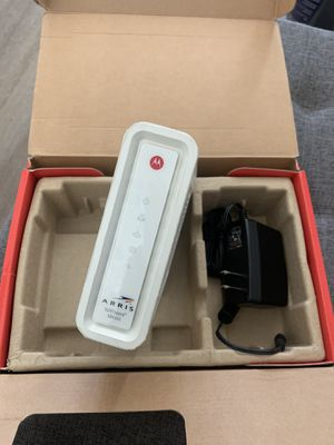 Arris Surfboard modem for Sale in Las Vegas, NV
