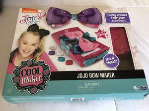 JoJo Siwa bow maker for Sale in Winter Haven, FL