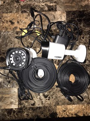 Lorex HD Weatherproof/ Night Vision Security Cameras for Sale in Kansas City, MO