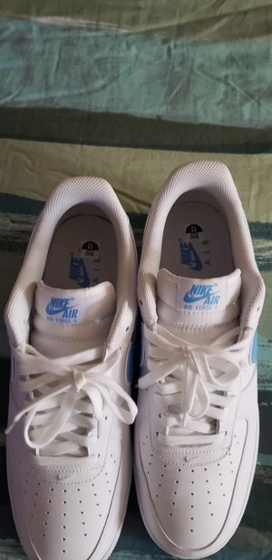 Blue an white nike size 13 for Sale in Baltimore, MD