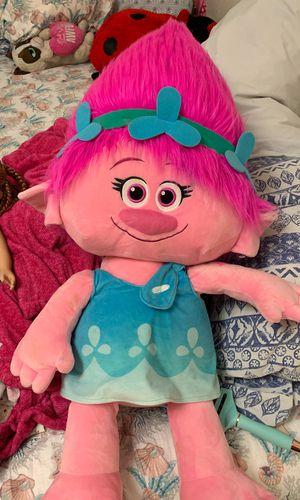 Trolls ( poppy) 3 ft for Sale in Homestead, FL