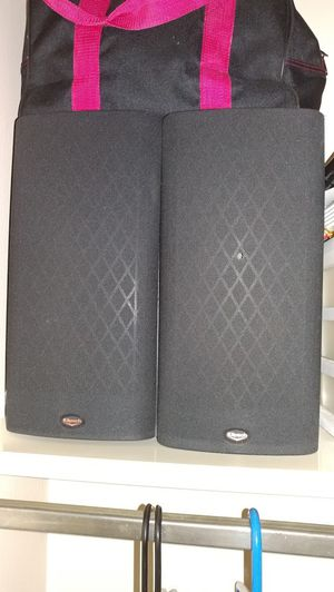 Klipsch SB2 with Klipsch RC-3 for parts for Sale in North Olmsted, OH