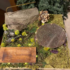 4 Handmade Moss Jewelry Displays for Sale in Monroe Township, NJ