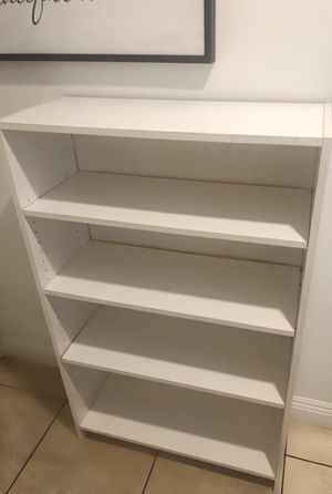 White book shelves for Sale in Downey, CA