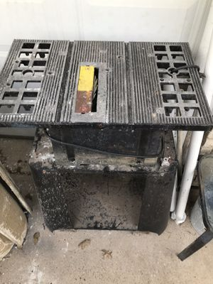 Rockwell table saw for Sale in Fort Worth, TX
