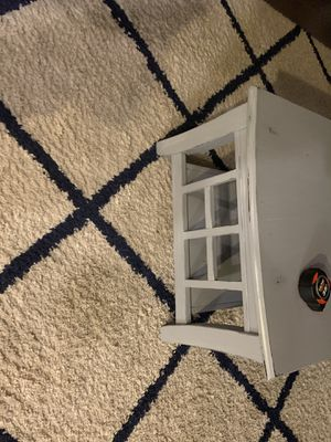 Coffee table and end table for Sale in Clayton, NC