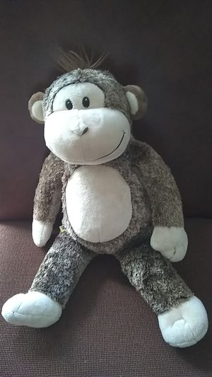 Build a Bear Workshop Cheerful Monkey stuffed Animal 18 in. for Sale in Peoria, AZ