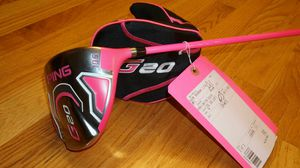Bubba Watson Pink Ping TaylorMade M1 golf driver clubs for Sale in Chicago, IL