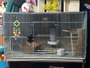 Long bird cage for Sale in Silver Spring, MD