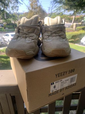Yeezy 500 size 6 for Sale in Westminster, CA
