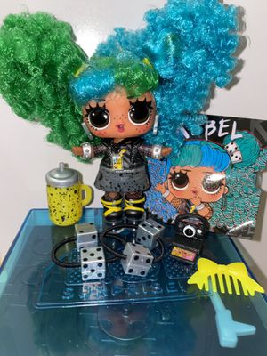 "Lol remix hair flips series ""Rebel"" for Sale in Gresham, OR"