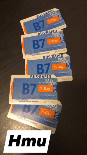 Bus tickets for Sale in Cleveland, OH