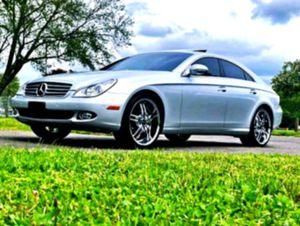 LOW MILES!! 2006_ Mercedes-Benz CLS V8, 5.0L for Sale in Alpena, MI