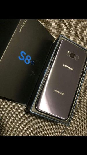 """Samsung Galaxy,S8 Plus, 64gb...Factory Unlocked Excellent Condition ,aS liKE AlmoSt """"nEW"""" for Sale in Springfield, VA"""