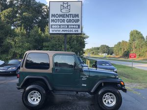 "1999 Jeep Wrangler Sport 4WD""Looks & Runs Great"" for Sale in Charlotte, NC"