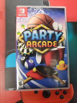 Nintendo switch party games for Sale in Galt, CA