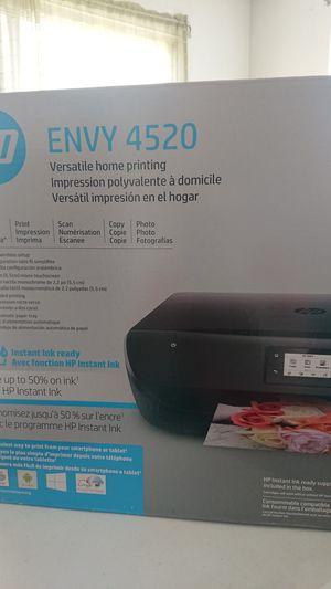Brand new hp envy 4520 versatile printer for Sale in Orange, CA