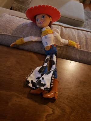 Toy Story Talking Jesse Doll....$10 FIRM!!! for Sale in Dinuba, CA
