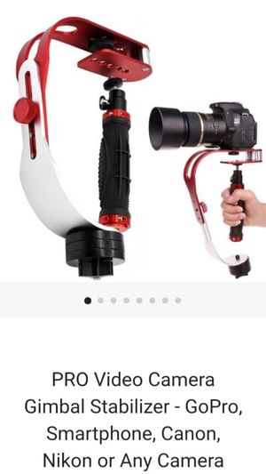 Camera stabilizer for Sale in Glendale, AZ