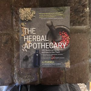 The Herbal Apothecary - Herb Book for Sale in Sacramento, CA