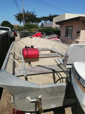 Valco 12' aluminum boat for Sale in Seaside, CA