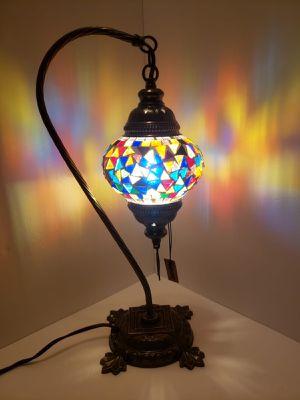 Handmade Christmas Lamp #1 for Sale in Cocoa Beach, FL