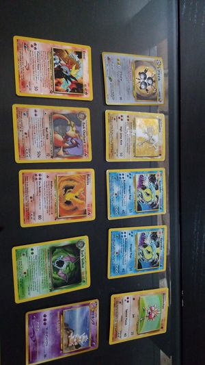 Pokemon Collectible Cards... make an offer for Sale in Melrose Park, IL