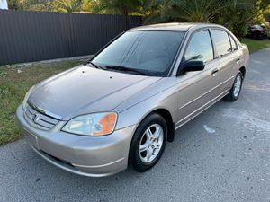 Honda Civic 2001 Lx by Owner Clean Title for Sale in Doral, FL