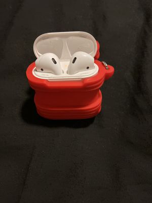 Air pods wireless charging case for Sale in Glendale, AZ