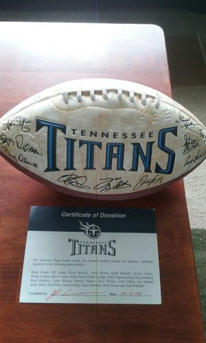 Tennessee Titans for Sale in Hyattsville, MD