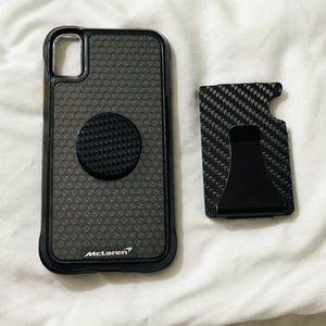 Casemate McLaren Real Carbon Fiber iPhone XR Case for Sale in Chandler, AZ