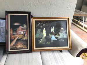 Canvas oil originals for Sale in Doral, FL