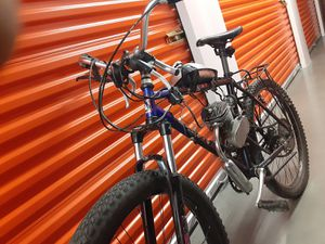 Custom giant motorised fatbob bike for Sale in Golden, CO