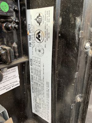 6 gallon Atwood water heater for Sale in Bend, OR