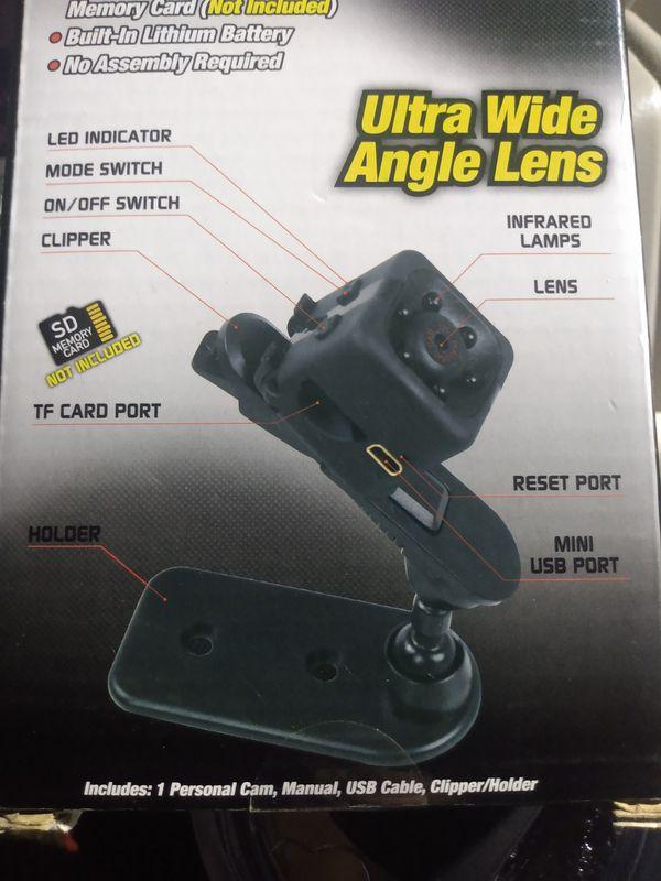 Mini Personal Camera