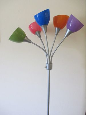 Colorful and Fun Floor Lamp for Sale in Austin, TX